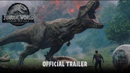 vidéo : Jurassic World 2 : Trailer officiel