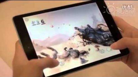 vid�o : Tegra K1: Xiaomi MiPad demo