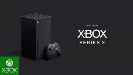 vidéo : Xbox Series X : Première vidéo Game Awards 2019