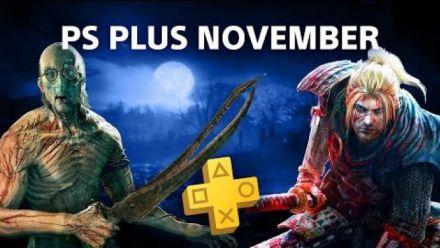 vidéo : PlayStation Plus : Les jeux de novembre 2019 (allemand)