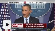 vidéo : Obama Puts Shutdown In Terms Home-Owning Xbox Gamers