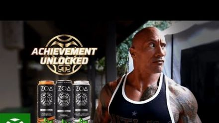 vid�o : Game Up with The Rock, ZOA and Xbox