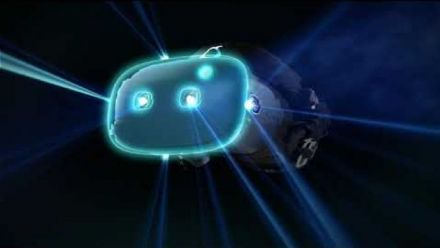 vidéo : CES 2019 : HTC VIVE - VIVE Cosmos Trailer