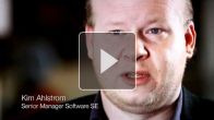 vid�o : Xperia Play : Kim Alstrom (Senior Manager Software)