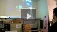 vidéo : Kinect : Minority Report n'est pas loin PART 2