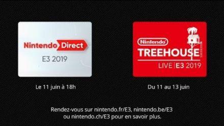 vidéo : Nintendo Direct | E3 2019 & Nintendo Treehouse: Live
