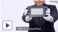 vid�o : L'unboxing de la Wii U par Satoru Iwata... avec des gants !