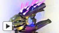 vidéo : Halo - Arme Needler en vrai