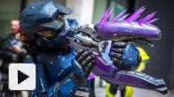 vidéo : Création d'un Needler (Halo) en vrai