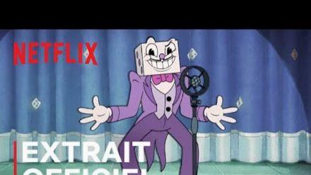 vid�o : The Cuphead Show! | Extrait officiel | Netflix France