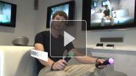 vid�o : PlayStation Move : Tech Demo