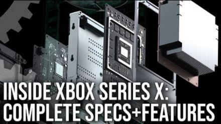 vidéo : Xbox Series X Complete Specs + Ray Tracing/Gears 5/Back-Compat/Quick Resume Demo Showcase!