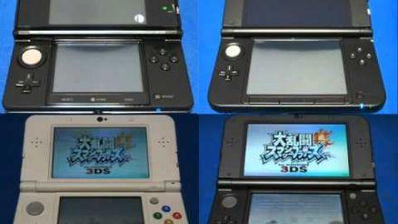 vidéo : Nintendo 3DS comparatif : Super Smash Bros.