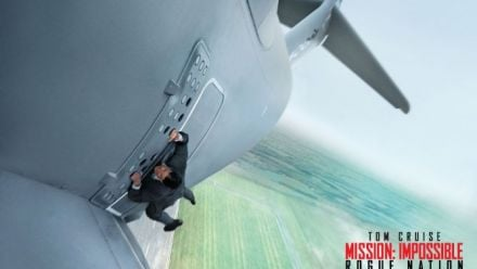 vidéo : Mission Impossible Rogue Nation - Apnée