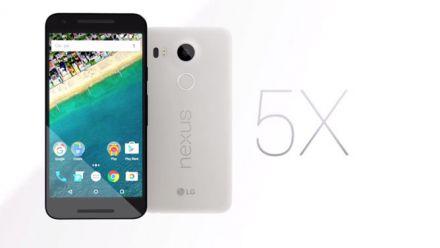 vid�o : Nexus 5X