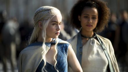 vid�o : Game of Thrones saison 5 : A Day in the Life