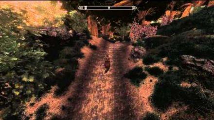 Vid�o : Skyblivion Cyrodiil gameplay