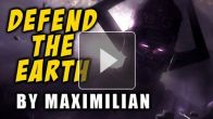 vid�o : Ultimate Marvel Vs. Capcom 3 : Maximilian Defend The Earth! Episode 1