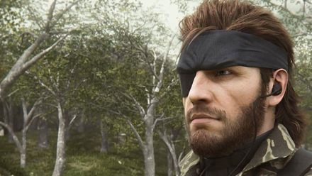 Vid�o : Metal Gear Solid Snake Eater : La bande-annonce Pachislot