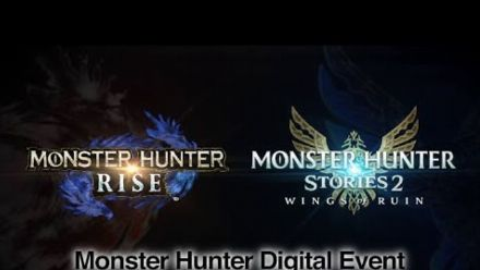 vidéo : Monster Hunter Digital Event - March 2021