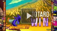 vid�o : JoJo's Bizarre Adventure HD - SDCC 2012: Demo Gameplay 1