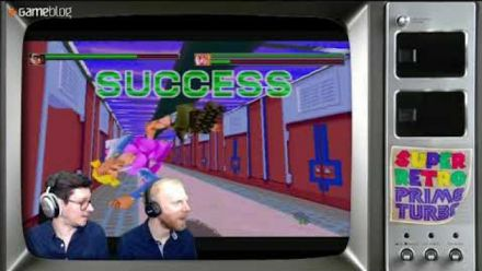 Vidéo : Super Retro Prime Turbo : Plume et Thomas sauvent le Nakatomi Plaza dans Die Hard Arcade