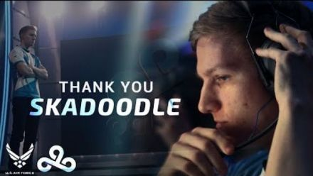 "Vidéo : Thank you: Tyler ""Skadoodle"" Latham 