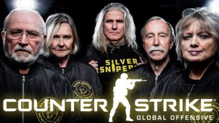 """Vid�o : """"On peut jouer à Counter Strike à n'importe quel âge"""" Entretien avec l'équipe Silver Snipers"""