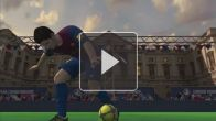 Vid�o : FIFA Street embauche Lionel Messis