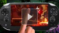 Vid�o : Rayman Origins PS Vita : Trailer de lancement FR