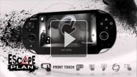 Vid�o : Escape Plan - Trailer Touch Gameplay
