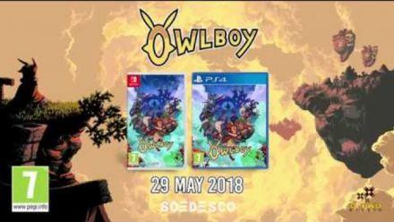 Vidéo : Owlboy : Versions physiques PS4 et Switch