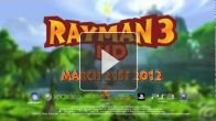 Vid�o : Rayman 3 : Hoodlum Havoc HD - Trailer