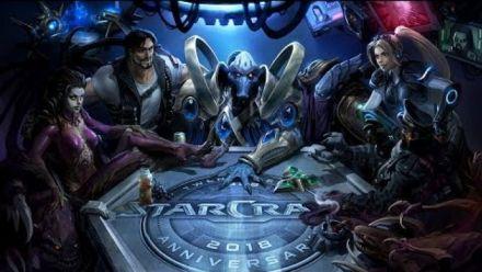 Vid�o : StarCraft : 20ème anniversaire