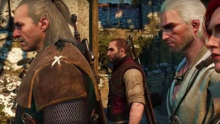 Vid�o : The Witcher Prologue Remastered par Erxv1