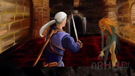 Vid�o : La vidéo oubliée du tout premier prototype de The Witcher