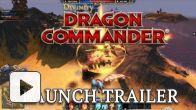 Vid�o : Dragon Commander - Trailer de lancement