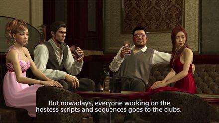 Vid�o : Yakuza 5 : Interview de Nagoshi partie 2