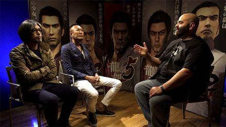 Vid�o : Yakuza 5 : Interview de Nagoshi partie 3