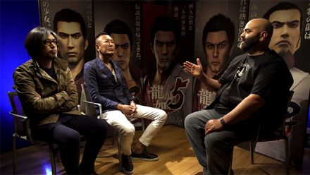 Vidéo : Yakuza 5 : Interview de Nagoshi partie 3