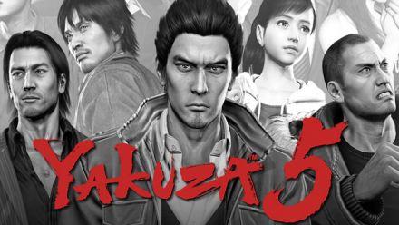 Vidéo : Yakuza 5 : Bande-annonce de lancement