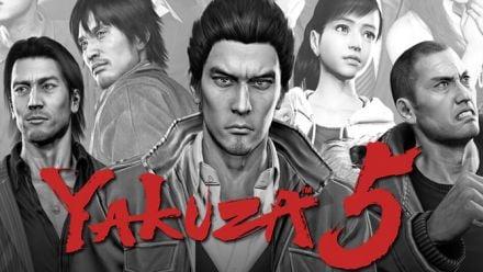 Vid�o : Yakuza 5 : Bande-annonce de lancement