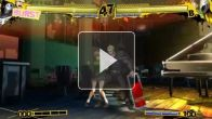 vid�o : Persona 4 The Ultimate in Mayonaka Arena - Gameplay Montage