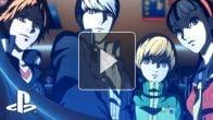 Vidéo : Persona 4 Arena : US PSN Trailer
