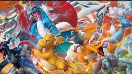Prenez votre envol avec l'extension JCC Pokémon : Majesté des Dragons.