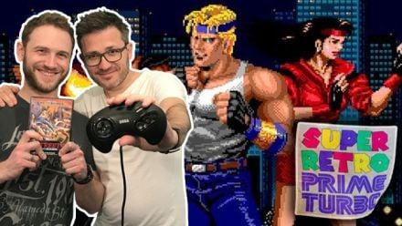 Vid�o : Super Retro Prime Turbo : Streets of Rage avec Julo et Joniwan !