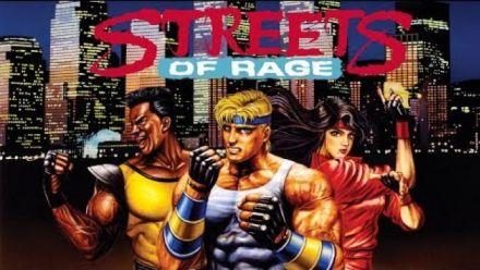 SEGA Forever : Bande-annonce de Streets of Rage
