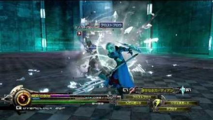 vidéo : Lightning Returns : Final Fantasy XIII - Combat contre Snow