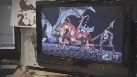 "vidéo : Lightning Returns : Final Fantasy XIII - Making-of ""Inside the Square"" partie 1"