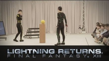 "vidéo : Lightning Returns : Final Fantasy XIII - Making-of ""Inside the Square"" partie 3"